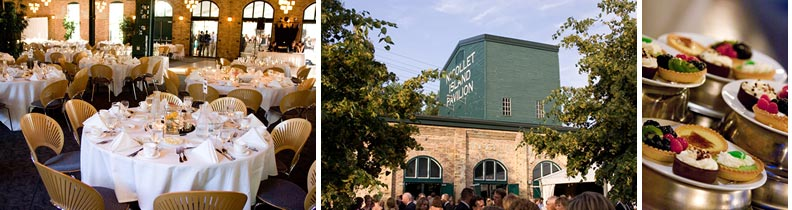 Nicollet Island Pavilion. | wedding site